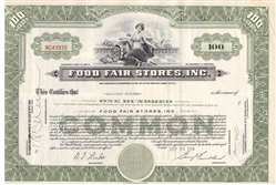 Food Fair Stores, Inc.