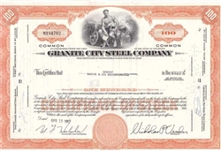 Granite City Steel Company - Orange