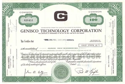 Genisco Technology Corporation - Green