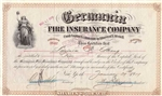 Germani Fire Insurance Company - Early 1900s