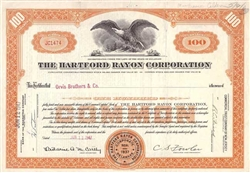 The Hartford Rayon Corporation