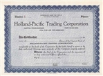 Holland-Pacific Trading Corporation