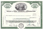 Philip A. Hunt Chemical Corp - Green