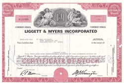 Liggett & Myers Inc. (Tobacco) - Red
