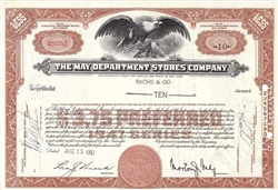 The May Department Stores Company - Red