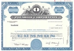 Polaroid Corporation Specimen Stock Certificate - 1976