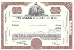 Publicker Industries Inc.