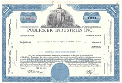 Publicker Industries Inc. - Blue