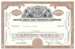 Rexall Drug and Chemical Company
