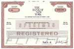 The Bank of New York Company, Inc. Specimen Stock Certificate