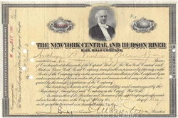 The New York Central and Hudson River Railroad Company -Green