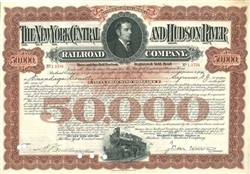 The New York Central and Hudson River Railroad Company -Red