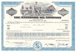 The Standard Oil Company Bond - Blue