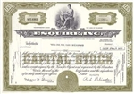 Esquire, Inc. Stock Certificate