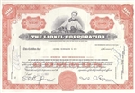 The Lionel Corporation Stock Certificate