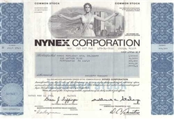 NYNEX Corp. Stock Certificate