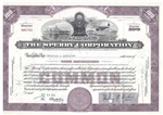 The Sperry Corporation Stock Certificate