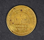 Old Promotional Stock Exchange Good Luck Coin -1930s