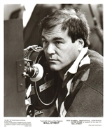 Wall Street The Movie - Oliver Stone w/Camera Photo