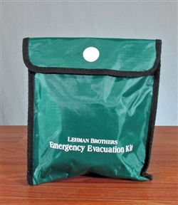 Lehman Brothers Emergency Evacuation Kit