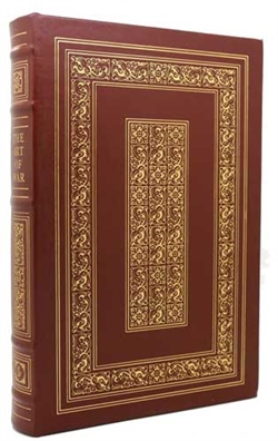 The Art of War by Sun Tzu / Easton Press
