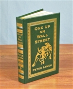 One Up on Wall Street Signed by Peter Lynch