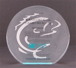 C-Bass CBO - Lehman Brothers Deal Lucite