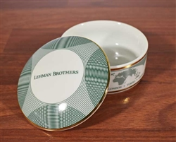 Tiffany & Co. Lehman Brothers Dish