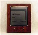 USLife Corp - Bear Stearns Plaque