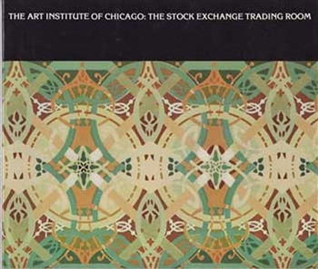 1977 Chicago Stock Exchange Trading Room Book