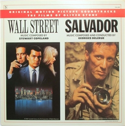 Motion Picture Soundtracks- The Films of Oliver Stone- Wall Street