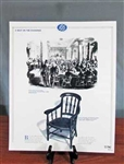 NYSE Seat on the Exchange Poster