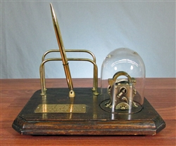 Edison Ticker Tape Desk Set