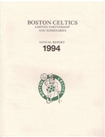 1994 Boston Celtics Annual Report