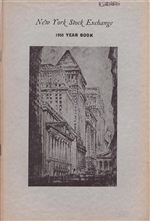 1950 New York Stock Exchange (NYSE) Year Book