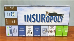 Berkshire Hathaway 45th Anniversary Insuropoly Board Game