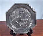 1970s NYSE Buttonwood Agreement Plate