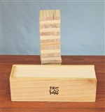 Merrill Lynch Jenga Game