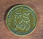 Merrill Lynch 2013 Specialist Challenge Coin