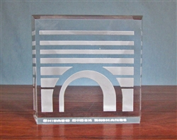 Chicago Stock Exchange Lucite