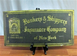 Antique Bankers & Shippers Insurance Co of New York