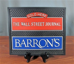 Wall Street Journal - Barron's News Mat