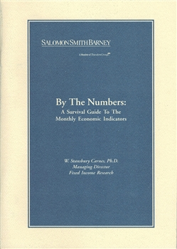 """By The Numbers"" booklet by SalomonSmithBarney"