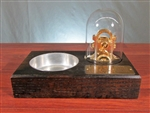Vintage Edison Ticker Tape Machine Desk Tray