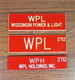 NYSE Stock Symbol Indicators - Wisconsin Power & Light