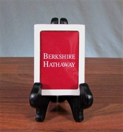 Berkshire Hathaway - Deck of Playing Cards