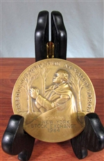 Freedoms Foundation at Valley Forge - NYSE Medallion