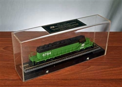 Burlington Northern Railroad & Merrill Lynch Deal Display