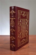 Speaking My Mind by Ronald Reagan - Easton Press