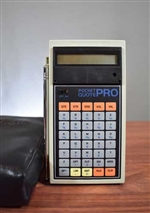 Pocket Quote Pro - 1980s Portable Stock Info System
